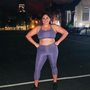 Joe Fresh Athletic Yoga Crop Pant